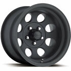 15x8 Black Ultra Type 164 164 Wheels 5x55 19 Lifted CHEVROLET TRACKER