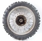 1970's HUSQVARNA REAR WHEEL TIRE RIM 18