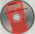 BRENT BOURGEOIS Dare to fall in Love RARE SINGLE EDIT PROMO DJ CD Single 1990
