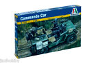 Italeri 0320 1/35 Scale Military Model Kit WWII US Army Jeep Commando Car