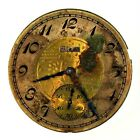 Antique 1900 Elgin National Watch Co. Movement and Dial Parts Steampunk