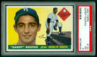1955 Topps Sandy Koufax Rookie #123 PSA 5 (Looks like a 7++) See Scans!