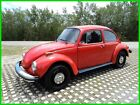 Volkswagen Beetle Classic Super Beetle 1974 super beetle like new in and out runs and drives great