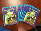 Abeka 1st Grade Aesops Fables Teacher Edition and 5 Student Books