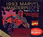 1993 Marvel Masterpieces trading card box