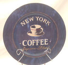 SAKURA ANGELA STAEHLING COFFEE BREAK SALAD / DESSERT PLATE NEW YORK SUPREME EC