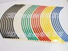 Rim Stickers wheel for Yamaha FZR 150 250 400 600 750 R EXUP GENSSIS 17''16''7