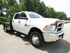 Ram: 3500 ST FLATBED CREW CAB below $3400 dollars