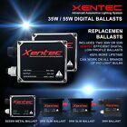 Two Xentec 35W 55W HID Kit s Replacement Ballasts H4 H7 H11 H13 9006 9004 9007