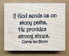Mounted Rubber Stamps Christian Stamps Bible Verses  Inspirational Quotes