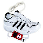 Running Sneaker Shoe with Player Personalized Christmas Tree Ornament