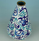 Noble Asian Chinese Old Cloisonne Hand Painting Phoenix Vase Collectible