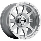 17x85 Machined Method The Standard Wheels 5x55 +0 CHEVROLET TRACKER