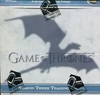 GAME OF THRONES SEASON 3 - SEALED BOX - 2 AUTOGRAPH CARDS INSIDE