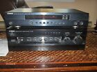Yamaha AX-596 2 Channel Integrated Amplifier  as700 with tuner
