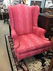 Vintage Wingback Chair Wing Back Reading Chair