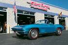 Chevrolet Corvette Convertible 1967 chevrolet corvette 327 automatic factory a c highly optioned