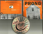 PRONG Rude Awakening w/ RARE EDITED Version USA 1996 PROMO DJ CD Single MINT