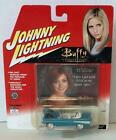 JOHNNY LIGHTNING BUFFY THE VAMPIRE SLAYER XANDERS 57 CHEVY BLUE DIECAST CAR NRFP