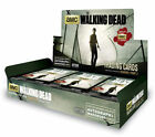 WALKING DEAD CRYPTOZOIC SEASON 4 PART 2 FACTORY SEALED HOBBY BOX WITH BINDER++