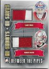 2011-12 In the Game Between the Pipes Hockey Cards 49