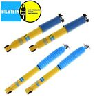 Bilstein Shock Absorber Set Front & Rear Shocks 88-99 Chevy GMC K1500 4WD Trucks