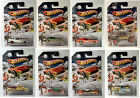 NEW HOT WHEELS HOLIDAY HOT RODS 2013 COMPLETE SET OF 8 MORRIS WAGON RODER DODGER