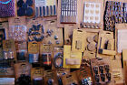 NEW Tim Holtz Idea ology Embellishments Metal Mixed Media PICK ONE OF 36 TYPES