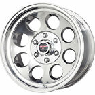 17x85 Polished Level 8 Tracker Wheels 5x5 6 Lifted CHEVROLET TAHOE C 1500
