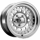 16x8 Machined Pacer Aluminum Wheels 5x55 6 Lifted CHEVROLET TRACKER