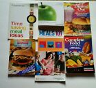 Weight Watchers Complete food companion Dining out meals 101 lot 7 book case