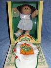 Vintage 1984 COLECO CABBAGE PATCH KIDS DOLL IN BOX Angelina Tonia Adult Owned