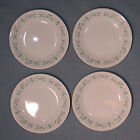 4 Corelle Country Cottage Bread & Butter Plates Put Into Service In 1997