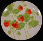Bread & Butter Plate in Wild Strawberry by Fitz & Floyd