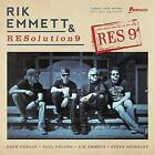Rik Emmett And Resolution 9 - Res9 (NEW CD)