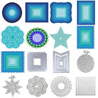 1 Set Multi Shape Cutting Dies Stencil DIY Scrapbook Embossing Album Paper Card
