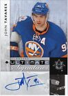 JOHN TAVARES 2011-'12 ULTIMATE COLLECTION AUTOGRAPH SIGNATURES