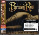 BURNING RAIN-EPIC OBSESSION-JAPAN CD DVD BONUS TRACK H00