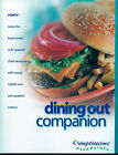 Weight Watchers Flex points Dining Out Companion Flex Points