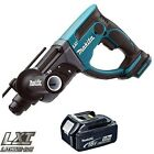 MAKITA DHR202 LXT 18V CORDLESS Lithium Ion SDS+ COMBI DRILL + 1 BL1850 BATTERY