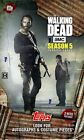 WALKING DEAD TOPPS SEASON 5 FACTORY SEALED HOBBY BOX (24 PACKS)