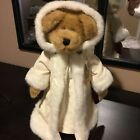 Retired Boyds Bear Anya Frostfire Fur Cloak Tags 1364 Archive Collection 16