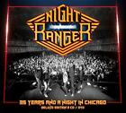Night Ranger - 35 Years And A Night In Chicago (NEW 2CD+DVD)