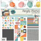 Simple Stories Simple Sets Collection Kit 12x12 whatever