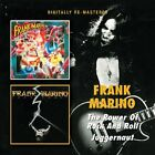 Frank Marino-The Power of Rock and Roll/Juggernaut  (UK IMPORT)  CD NEW