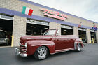 1948 Ford Super Deluxe 1948 Ford Super Deluxe Convertible Street Rod All Steel Air Conditioning