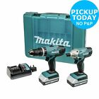 Makita 18v G Series Cordless Combi Drill - Twin Pack - Green. From Argos on ebay
