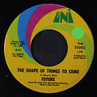 FUTURE The Shape Of Things To Come 52 45 sm tol Rock  Pop