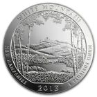 2013 White Mountain America The Beautiful 5 oz Silver Coin
