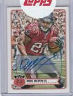 Doug Martin Rookie Cards Checklist and Guide 38